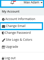 change-email