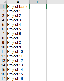 project-excel image