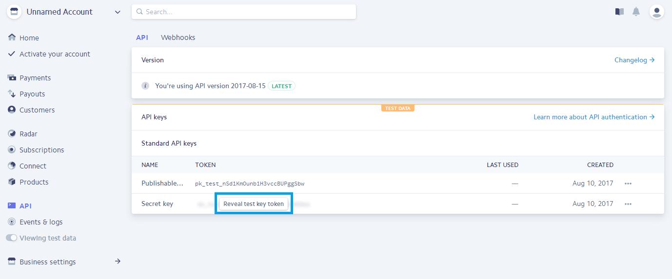 API_Key_Setting